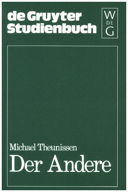 Der Andere als Buch (kartoniert)