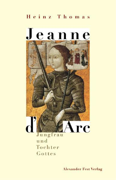 Jeanne D' Arc als Buch (gebunden)