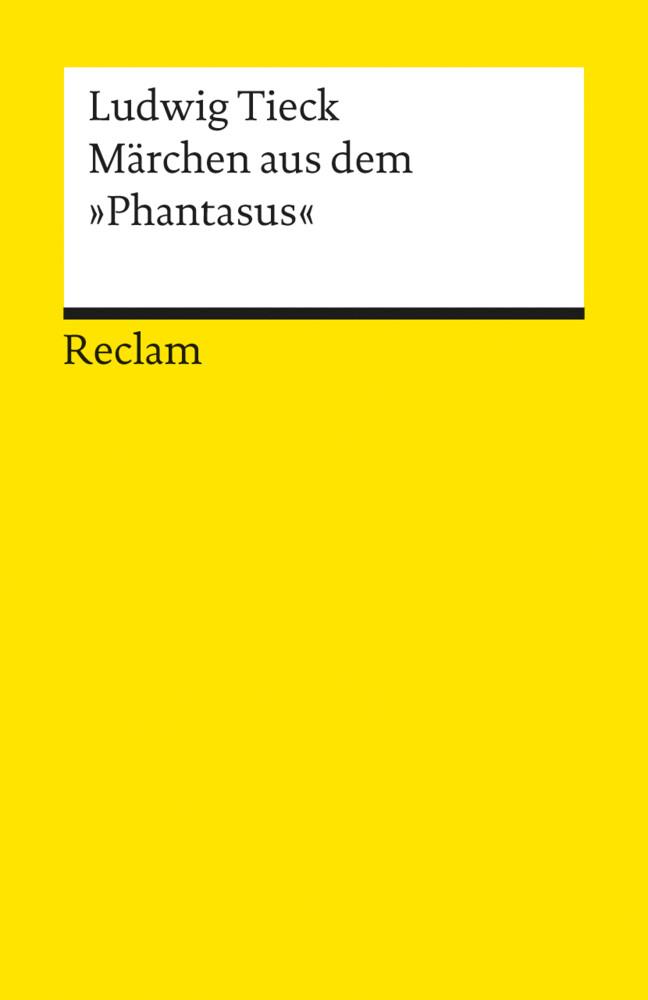 Märchen aus dem ' Phantasus' als Taschenbuch