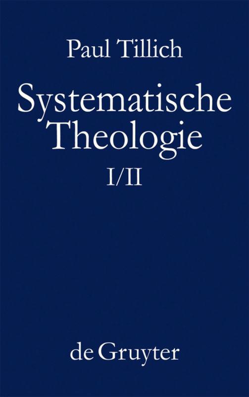 Systematische Theologie. Band 1/2 als Buch (gebunden)