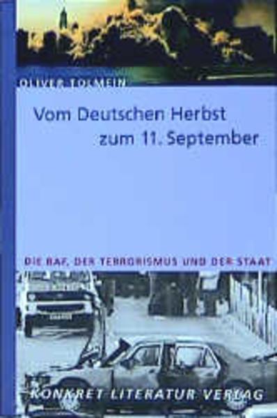 Vom deutschen Herbst zum 11. September als Buch (kartoniert)