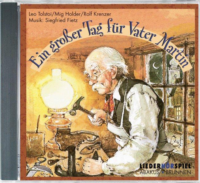 Ein großer Tag für Vater Martin. CD als Hörbuch CD