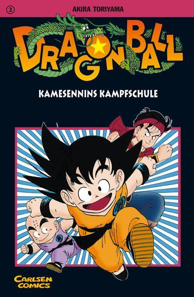 Dragon Ball 03. Kamesennins Kampfschule als Buch (kartoniert)