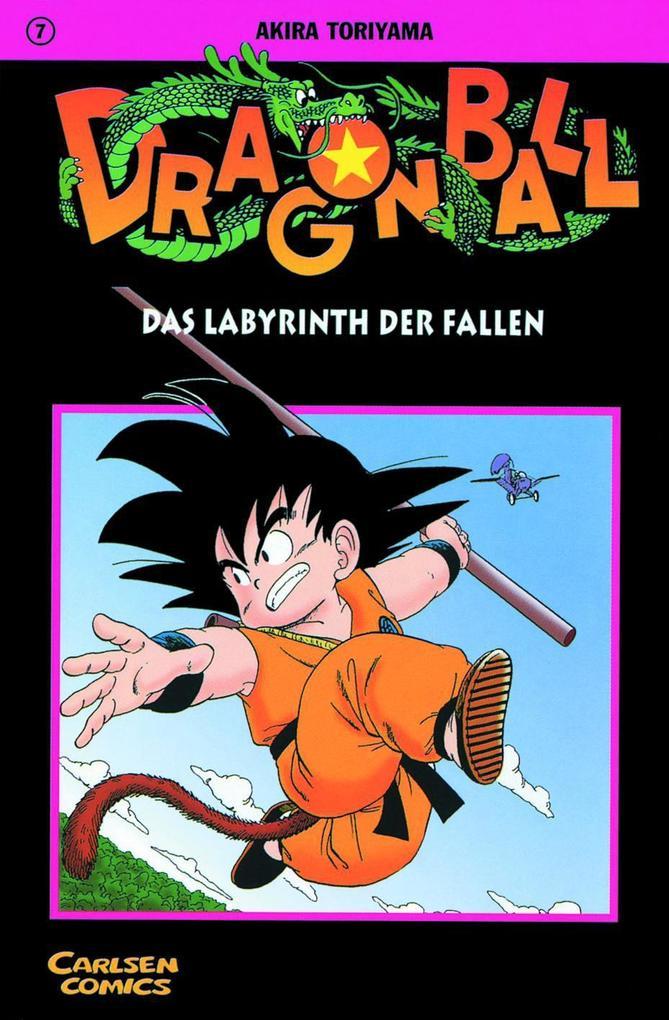 Dragon Ball 07. Das Labyrinth der Fallen als Buch (kartoniert)