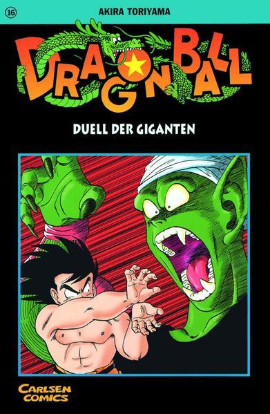 Dragon Ball 16. Duell der Giganten als Buch (kartoniert)