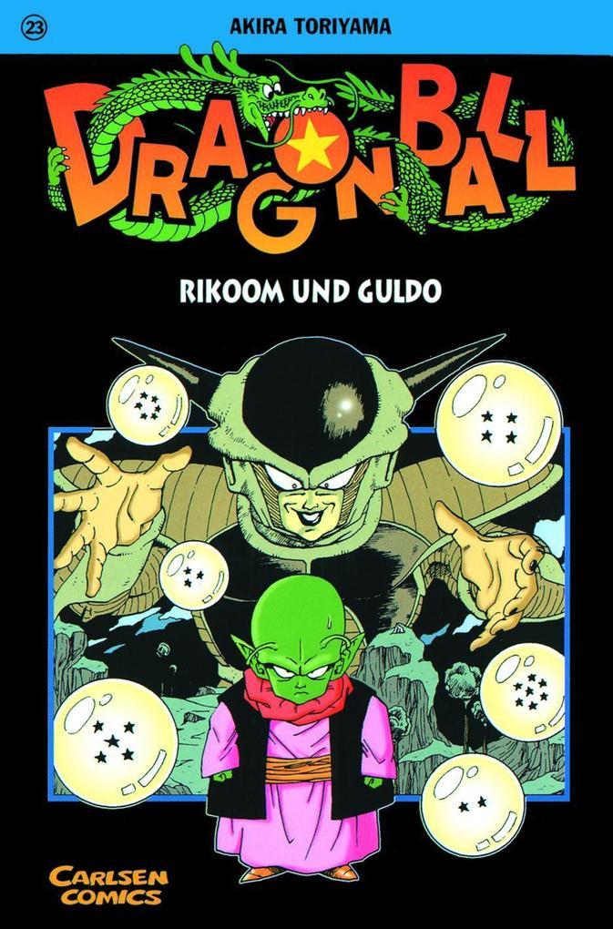 Dragon Ball 23. Rikum und Gorodo als Buch (kartoniert)