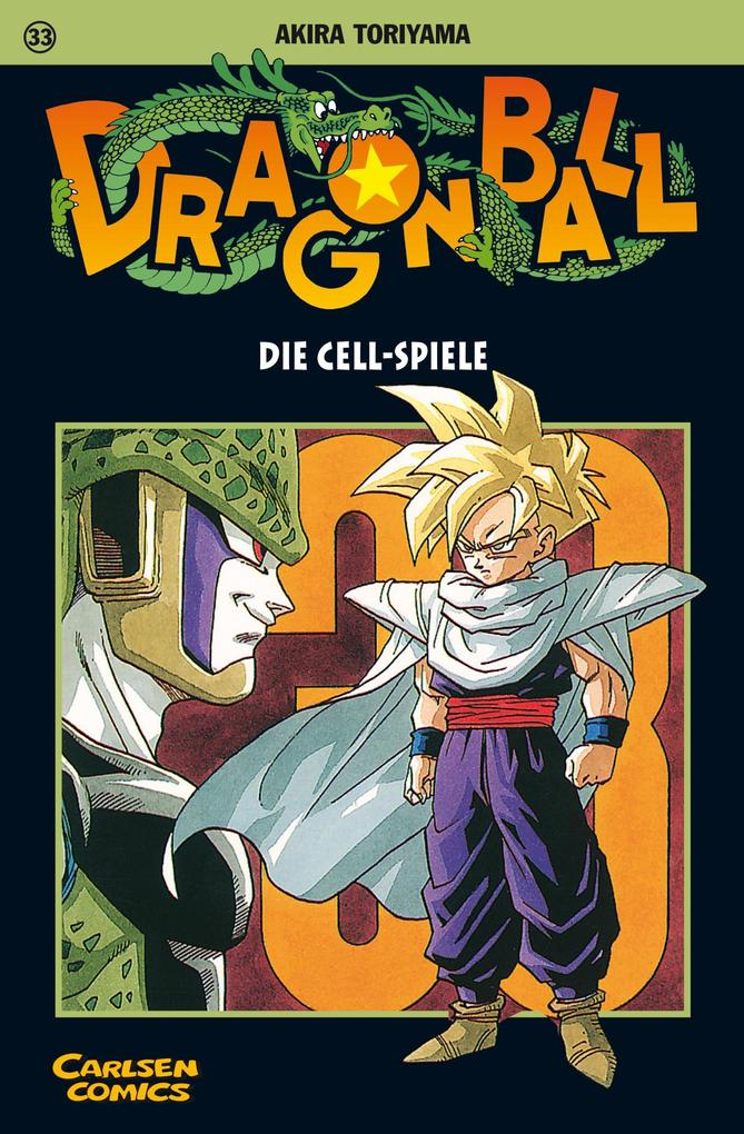 Dragon Ball 33. Die Cell-Spiele als Buch (kartoniert)