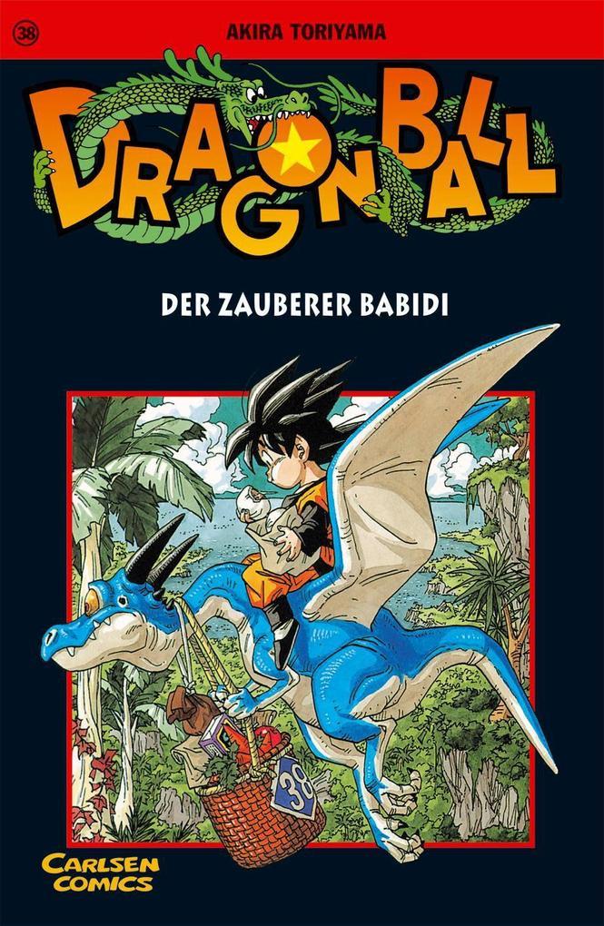 Dragon Ball 38. Der Zauberer Babidi als Buch (kartoniert)