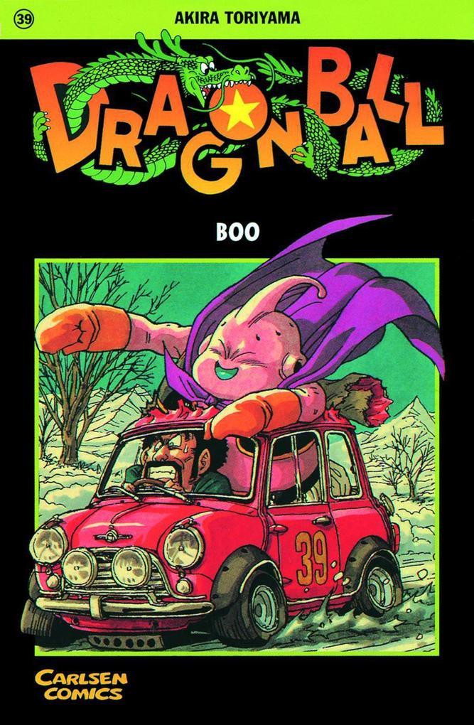Dragon Ball 39. Boo als Buch (kartoniert)