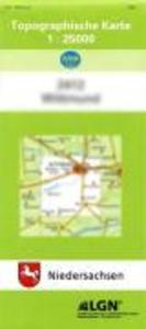 Tostedt 1 : 25 000. (TK 2724/N) als Blätter und Karten