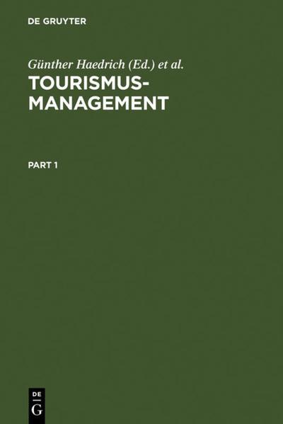 Tourismus - Management als Buch (gebunden)