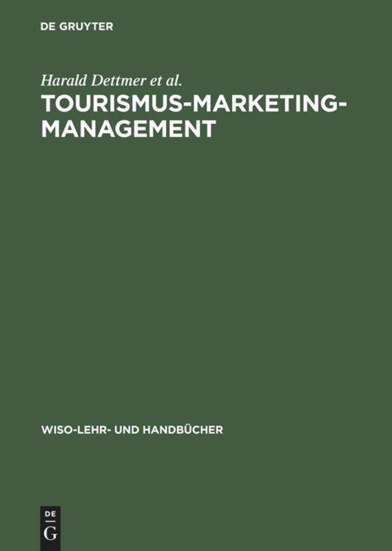 Tourismus-Marketing-Management als Buch (gebunden)
