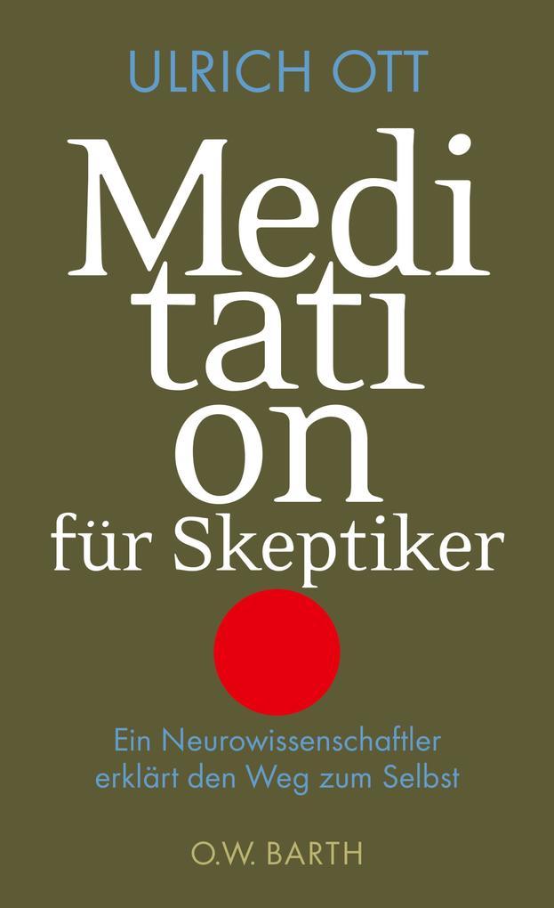 Meditation für Skeptiker als eBook epub