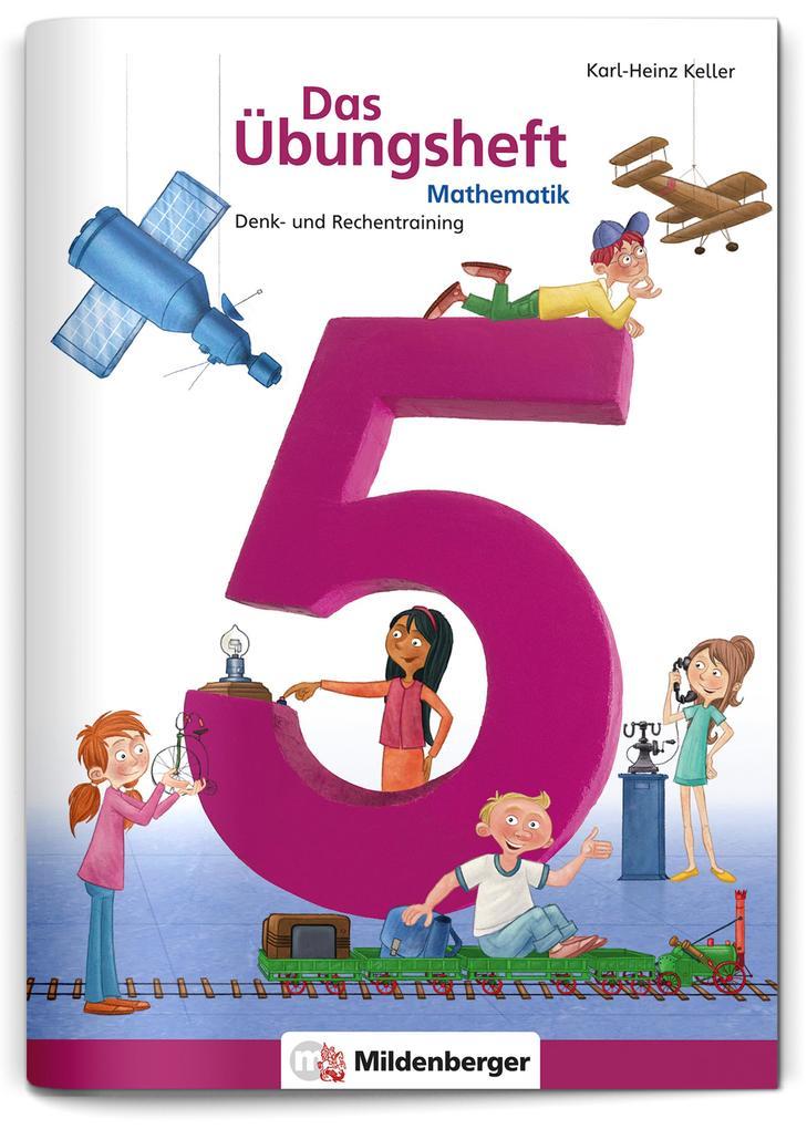 Mathematik 5. Das Übungsheft Neubearbeitung als Buch (geheftet)