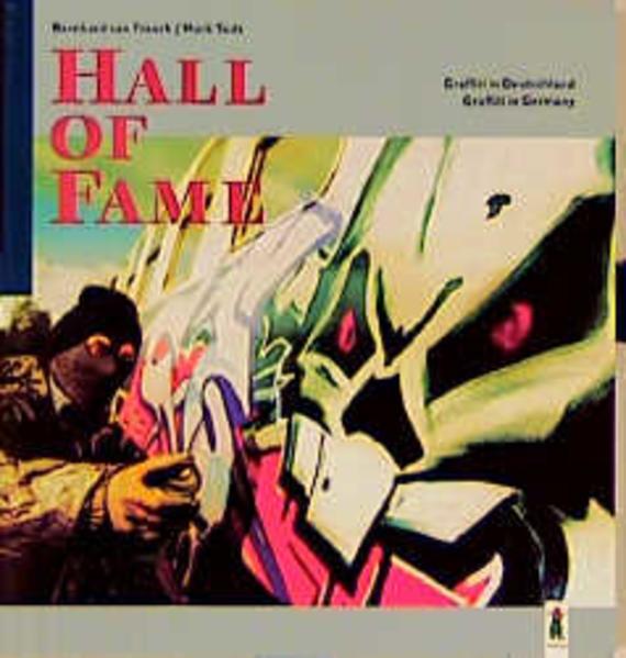 Hall of Fame. Graffiti in Deutschland als Buch (kartoniert)