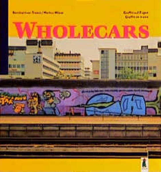 Wholecars als Buch (kartoniert)