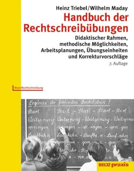 Handbuch der Rechtschreibübungen als Buch (kartoniert)
