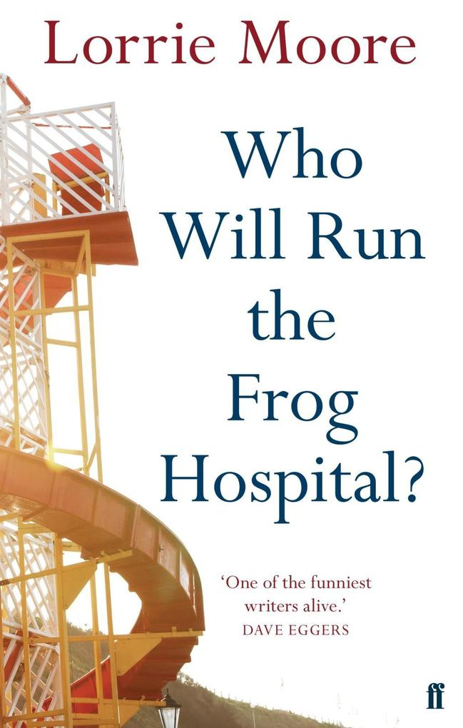Who Will Run the Frog Hospital? als eBook epub