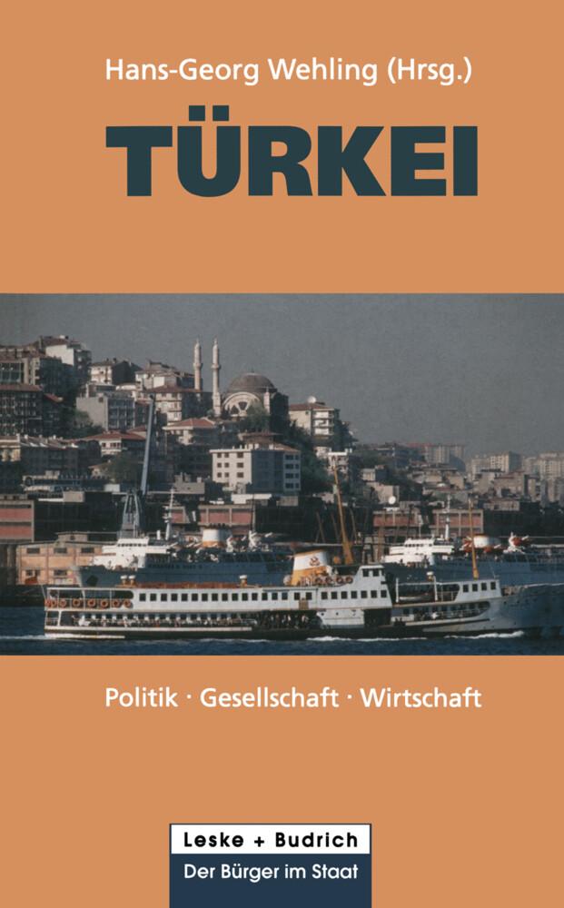 Türkei als Buch (kartoniert)