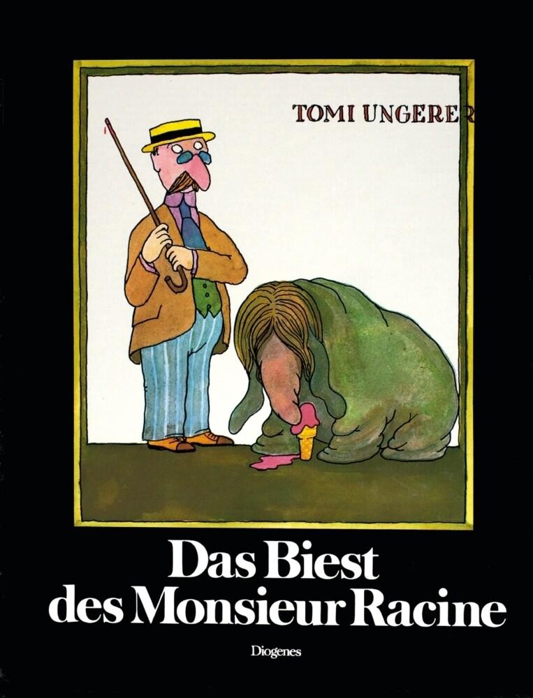Das Biest des Monsieur Racine als Buch (kartoniert)
