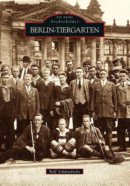 Berlin-Tiergarten als Buch (kartoniert)