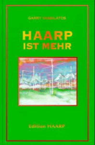 HAARP ist mehr als Buch (gebunden)