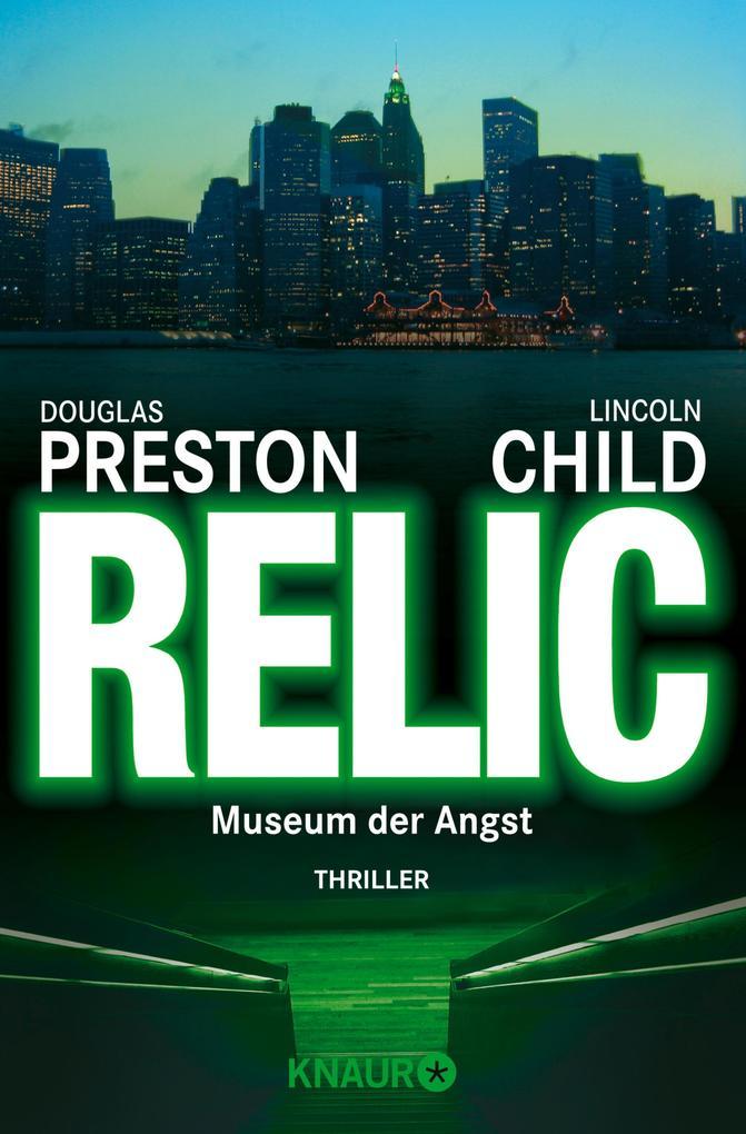 Relic als eBook