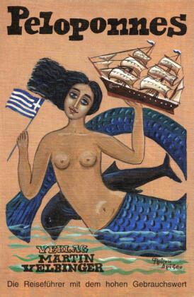 Griechenland / Peloponnes als Buch (kartoniert)