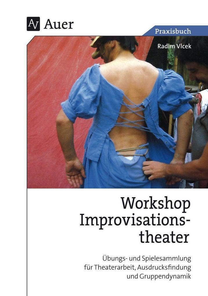 Praxis Buch Workshop Improvisationstheater als Buch (kartoniert)