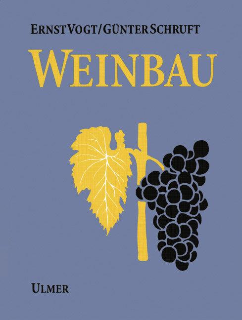 Weinbau als Buch (gebunden)