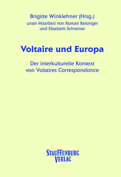 Voltaire und Europa als Buch (kartoniert)