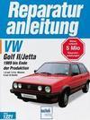 VW Golf II / Jetta (1989 bis Ende der Produktion)