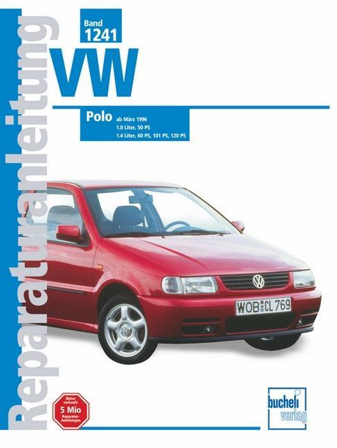 VW Polo III März 1996 bis 1999 als Buch (kartoniert)