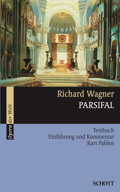 Parsifal als Buch (kartoniert)