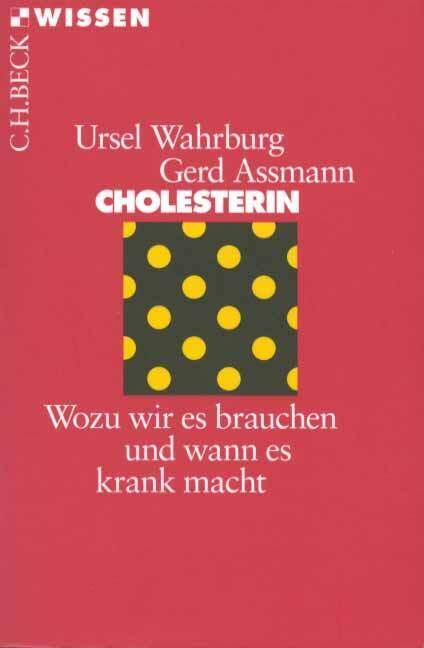 Cholesterin als Taschenbuch