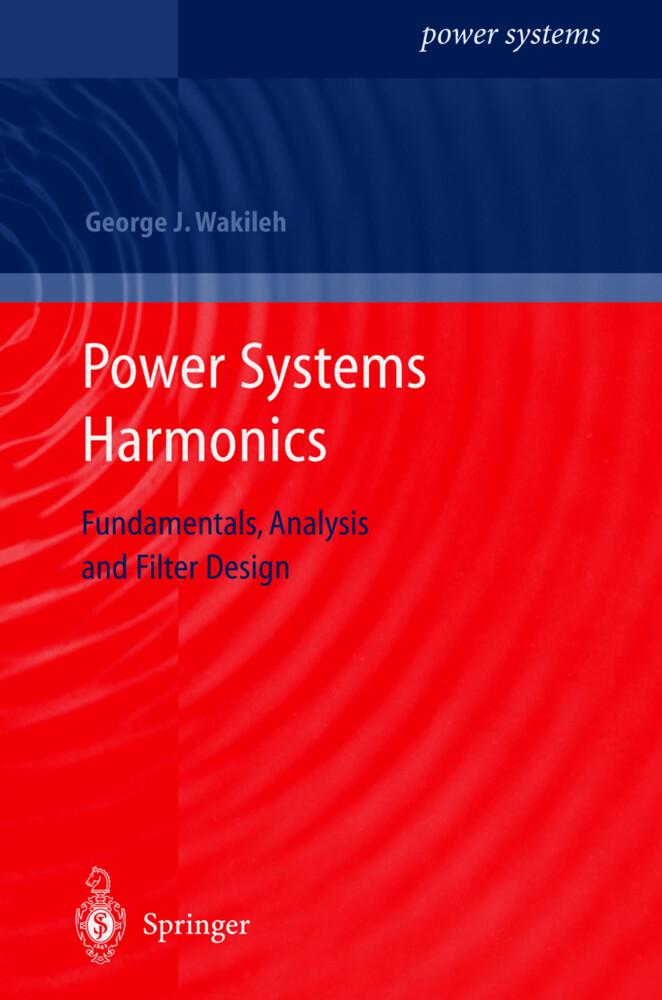 Power Systems Harmonics als Buch (gebunden)