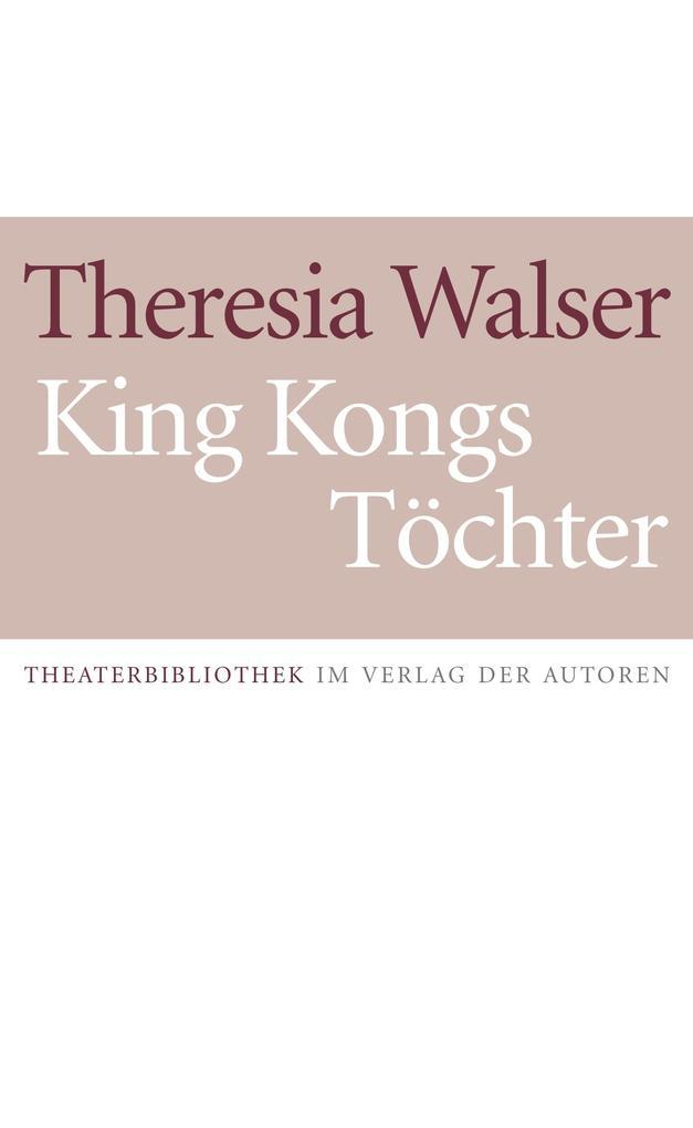 King Kongs Töchter als Buch (kartoniert)
