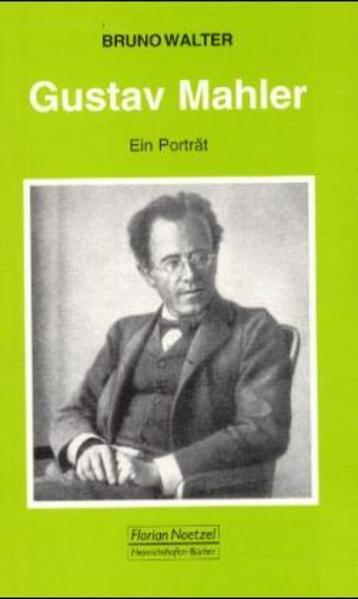 Gustav Mahler als Buch (kartoniert)