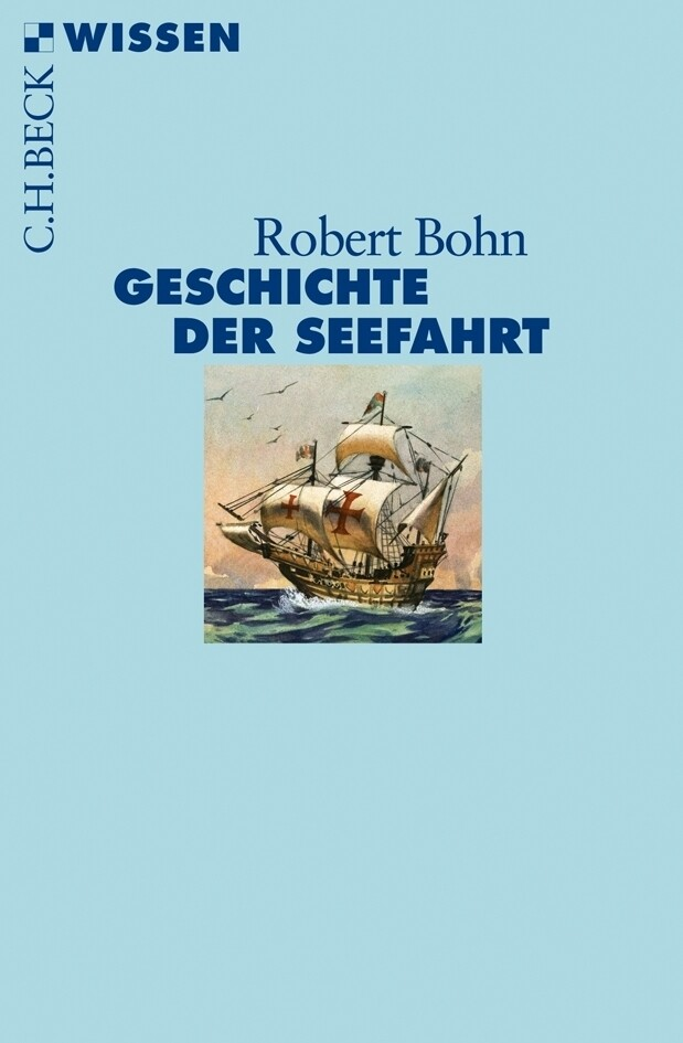 Geschichte der Seefahrt als Taschenbuch