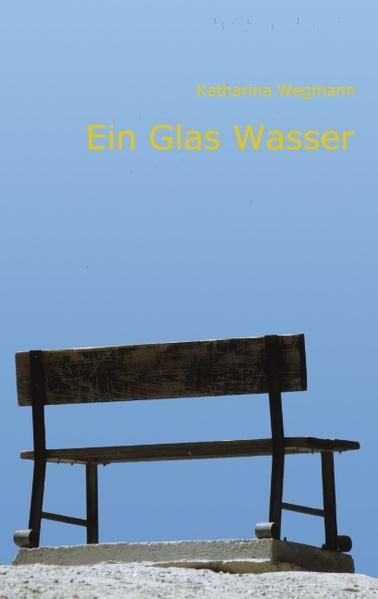 Ein Glas Wasser als Buch (kartoniert)