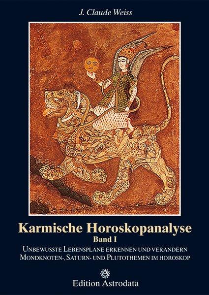 Karmische Horoskopanalyse als Buch (gebunden)