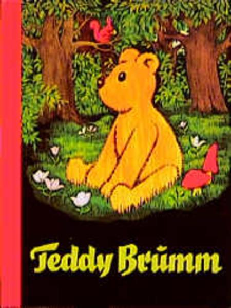 Teddy Brumm als Buch (gebunden)
