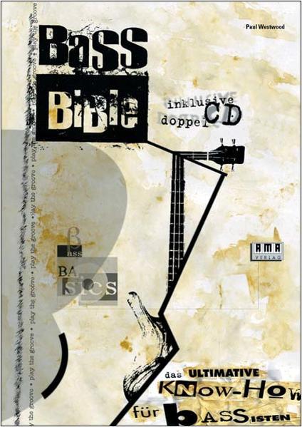 Bass Bible. Inkl. 2 CDs als Buch (gebunden)