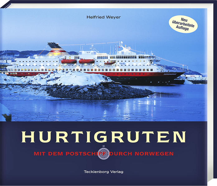 Hurtigruten als Buch (gebunden)