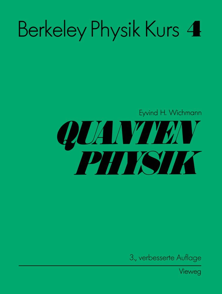 Berkeley Physik Kurs als Buch (gebunden)