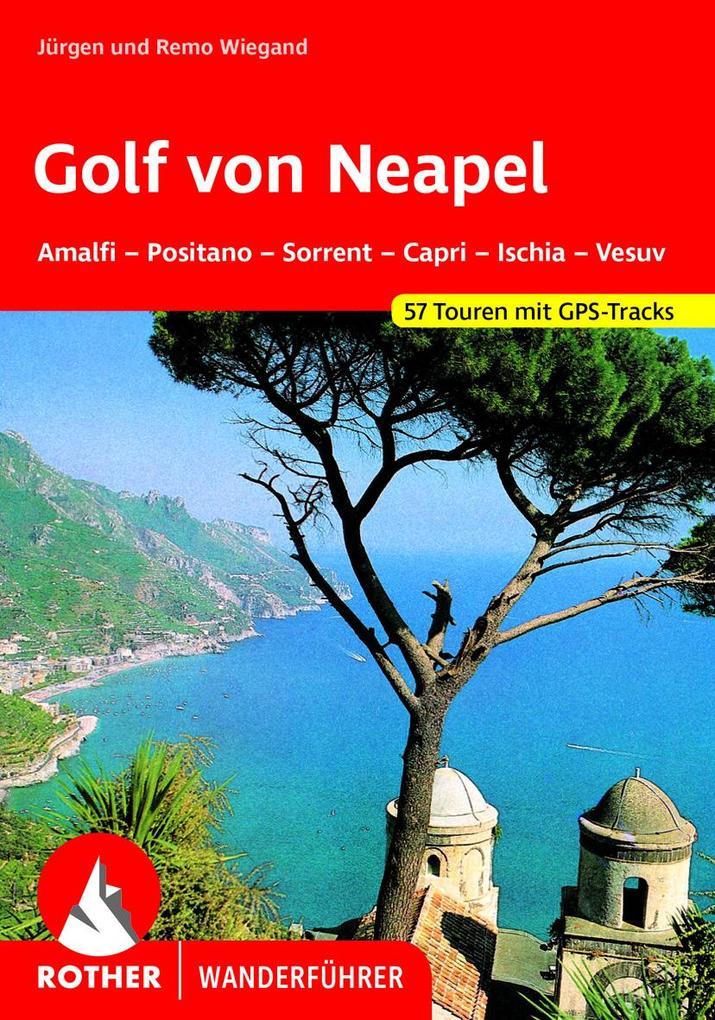 Golf von Neapel als Buch (kartoniert)