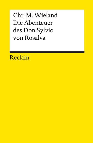 Die Abenteuer des Don Sylvio von Rosalva als Taschenbuch