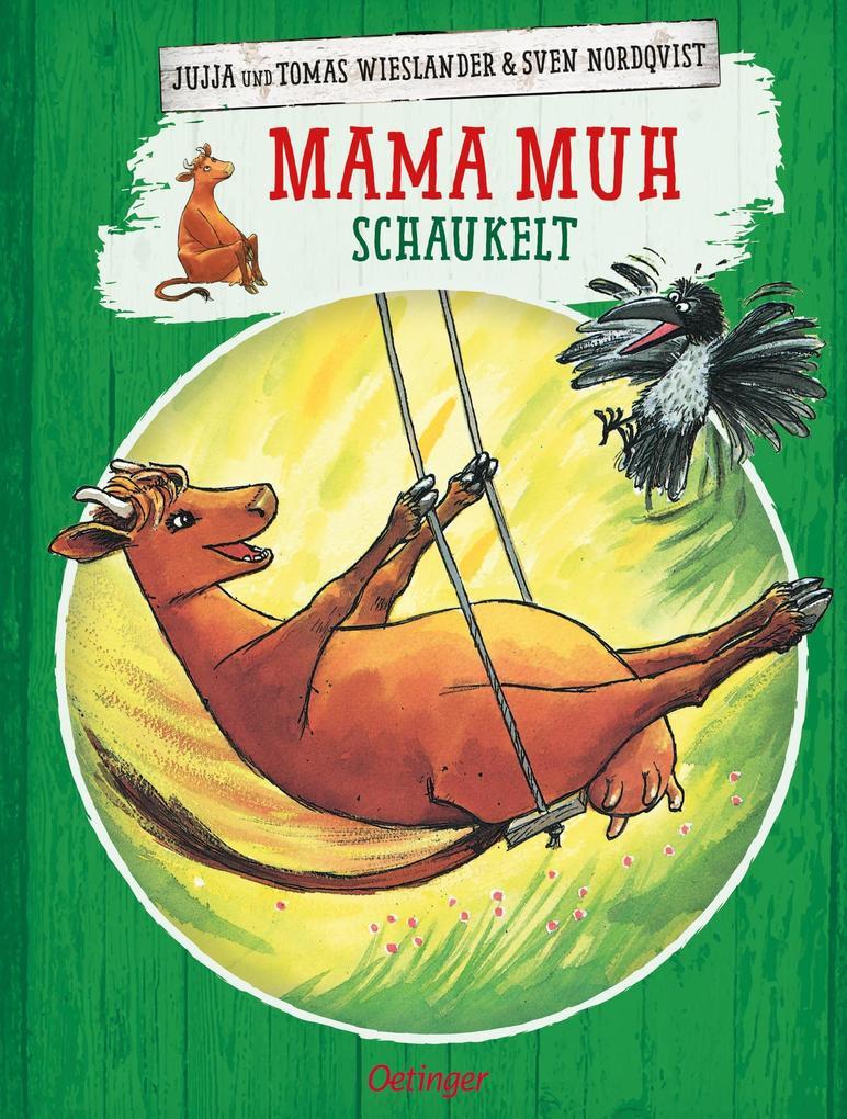 Mama Muh schaukelt als Buch (gebunden)