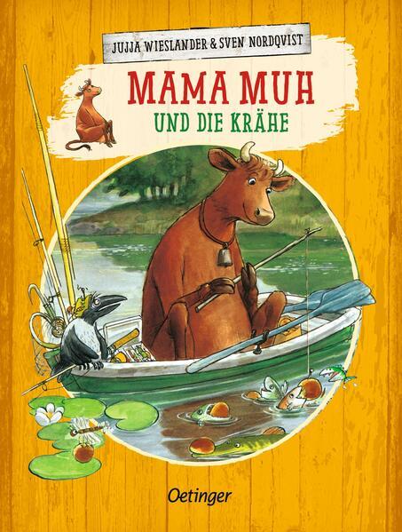 Mama Muh und die Krähe als Buch (gebunden)