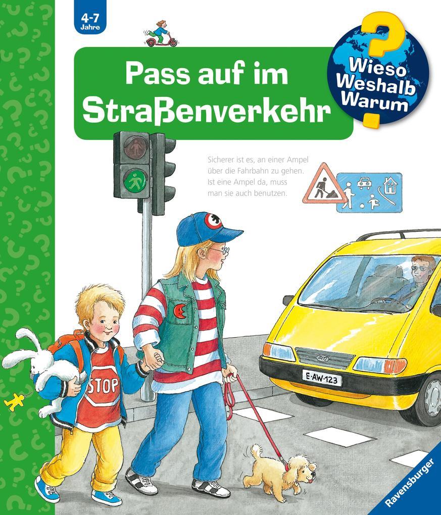 Pass auf im Straßenverkehr als Buch (kartoniert)
